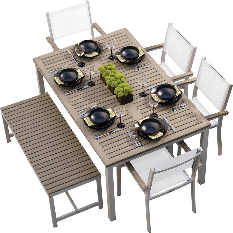 6 Piece Dining Set Lekk Group